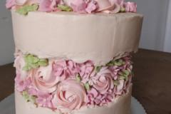 Fault-Line-Cake-roos-bloemen
