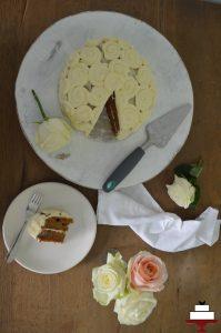 bruidstaart carrotcake